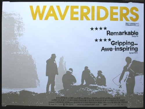 Waveriders Movie Poster