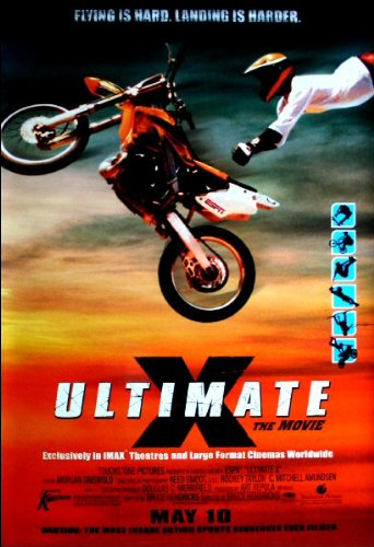 Ultimate X Movie Poster