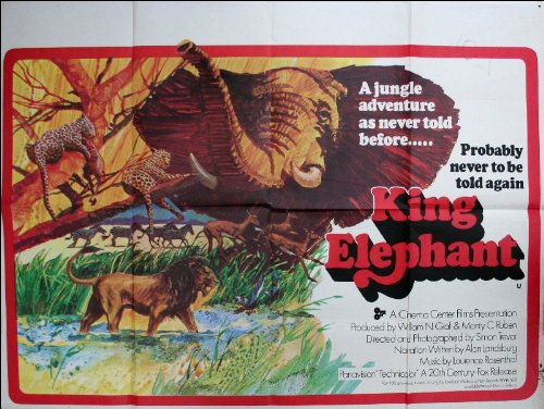 King Elephant Movie Poster
