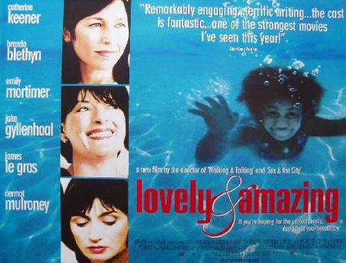 Lovely & Amazing Movie Poster