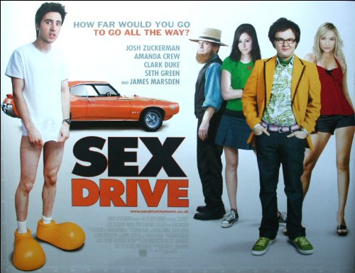 Sex Drive Movie Poster
