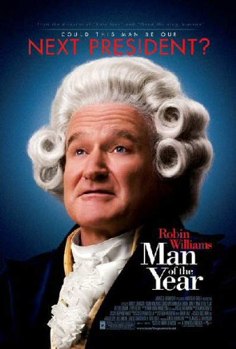 Man of the Year Movie Poster