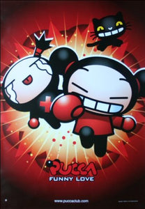 Pucca (Funny Love) Childrens Poster
