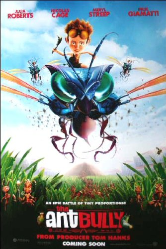 The Ant Bully Movie Poster