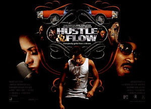 Hustle and Flow Movie Poster