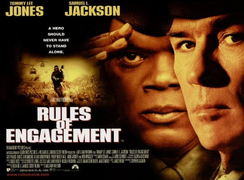 Rules of Engagement Movie Poster