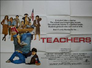 Teachers Movie Poster