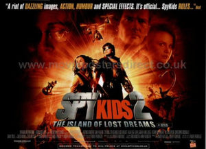 Spy Kids 2 Movie Poster