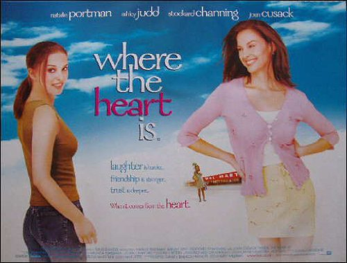 Where the Heart is Movie Poster