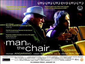 Man In The Chair Movie Poster