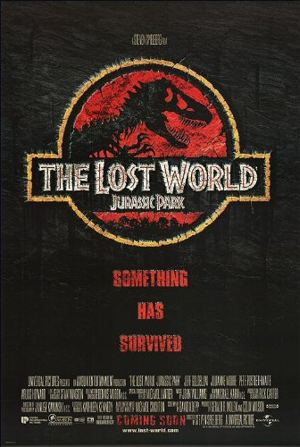 Jurassic Park II - The Lost World Original Mini Poster