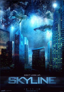 Skyline Original Mini Poster
