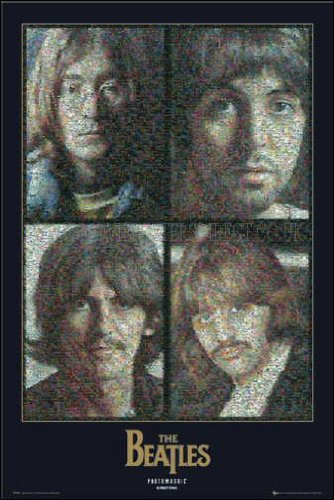 The Beatles - Maxi Poster - 61cm x 91.5cm