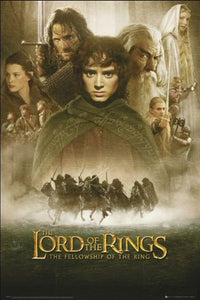 The Fellowship of the Ring - Maxi Poster - 61cm x 91.5cm
