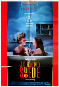 Johnny Suede Movie Poster