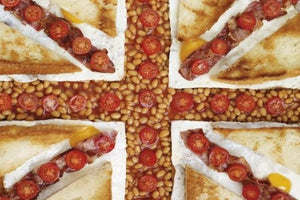 Photography Maxi Poster featuring A Delicious Full English by Howard Shooter 91.5x61cm
