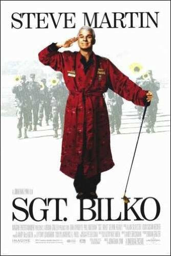 Sgt. Bilko Movie Poster