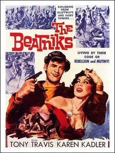 The Beatniks Art Print Poster