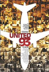United 93 Movie Poster