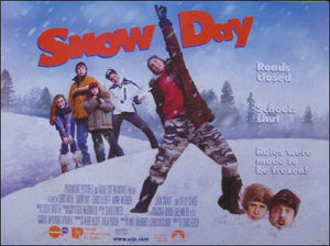 Snow Day Movie Poster