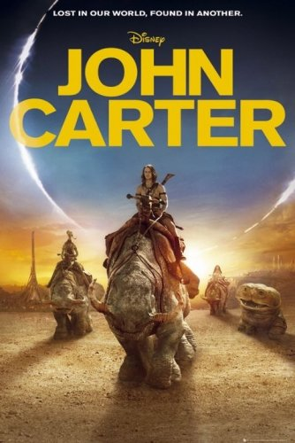 John Carter (One Sheet) - Maxi Poster - 61cm x 91.5cm