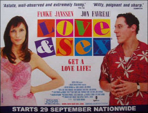 Love and Sex Movie Poster