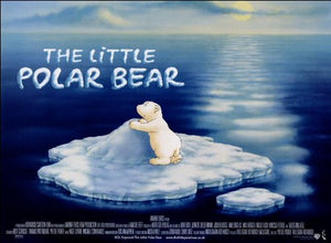 The Little Polar Bear Movie Poster