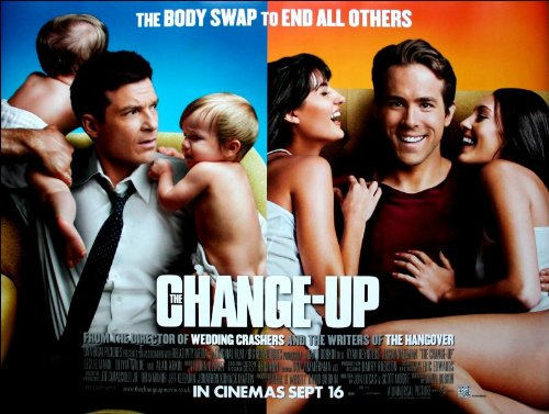 The Change-Up Movie Poster