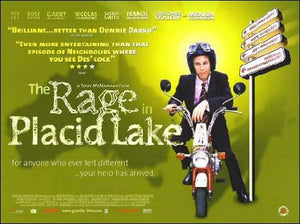 The Rage in Lake Placid Movie Poster