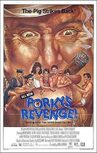 Porkys Revenge Movie Poster