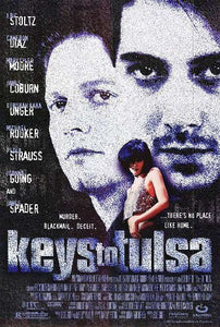 Keys to Tulsa Movie Poster