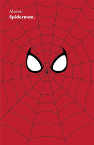 MoviePostersDirect Marvel Spiderman Minimalist 11x17 Poster