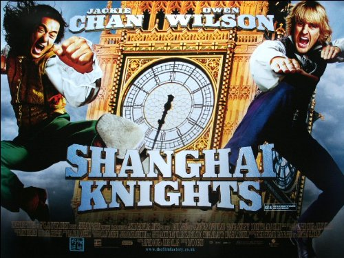 Shanghai Knights Movie Poster – Movie Posters Direct