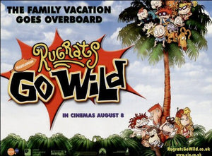 Rugrats Go Wild Movie Poster