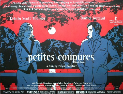 Petites Coupures Movie Poster