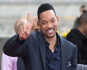 Will Smith Photograph (24.4cm x 17.2cm)