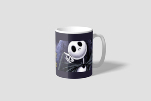 Nightmare Before Christmas Sally Mug