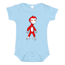 MONKEE BUSINESS Baby Onesie - Goo Goo Blah Blah