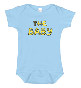 """The Baby"" Baby One Piece Bodysuit"