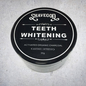 Teeth Whitening Charcoal 1oz