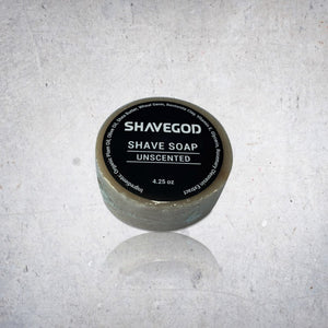 Shave Soap 4.25oz