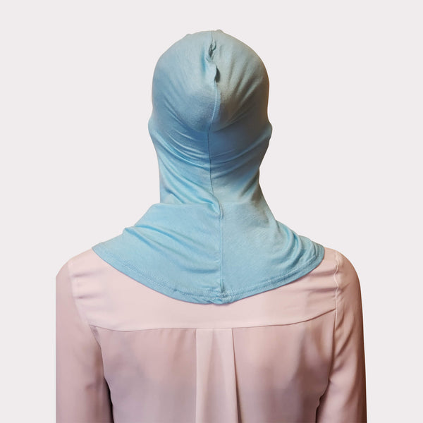 Baby Blue Modal Full Coverage Underscarf