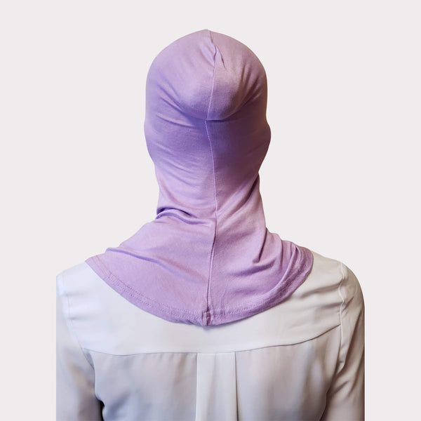 Lilac Modal Full Coverage Underscarf