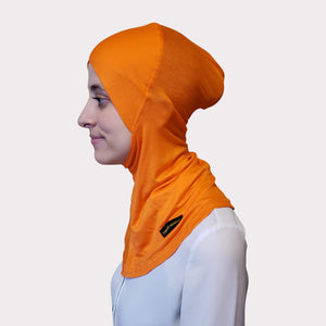 Orange Modal Full Coverage Underscarf