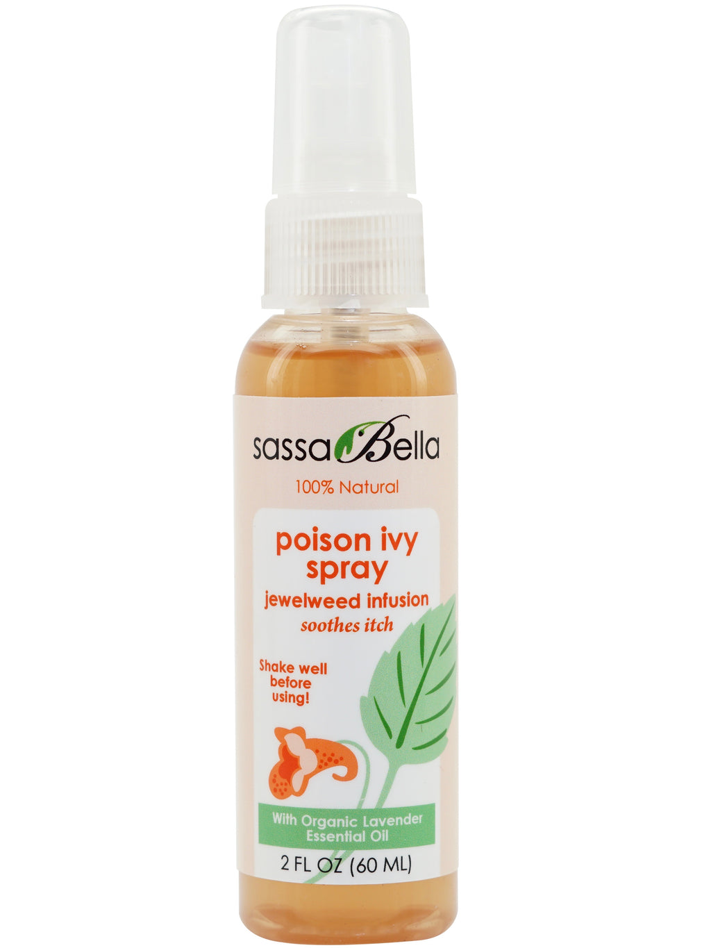 Poison Ivy Jewelweed Spray 2 floz