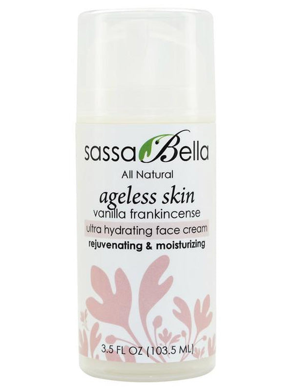 Ageless Skin Ultra Hydrating Face Cream - 3.5floz