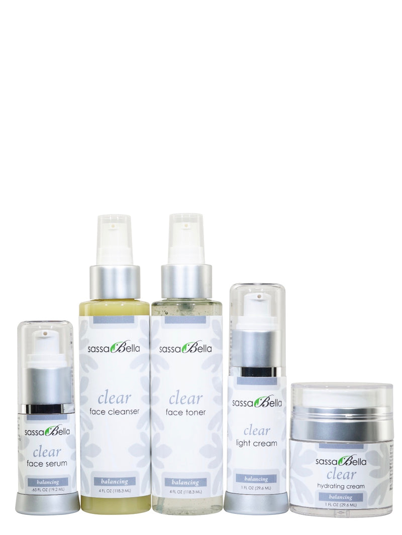 Clear Skin Care System