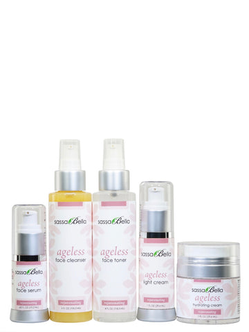 Sensitive Skin Care System