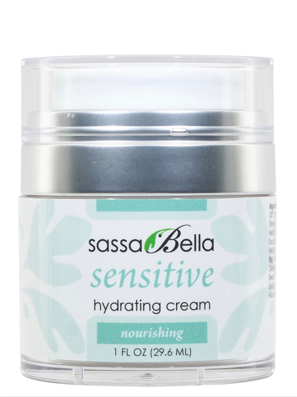 Sensitive Hydrating Face