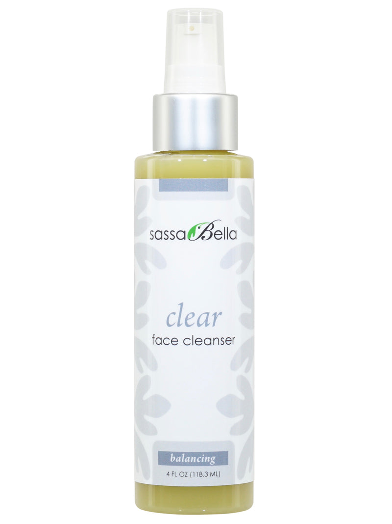 Clear Face Cleanser